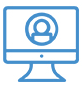 cross valley health & medicine virtual appointment icon